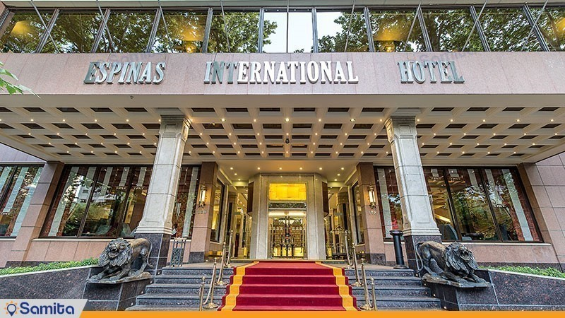 Photo of همه چیز درباره هتل اسپیناس تهران