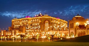 هتل امارات پالاس، ابوظبی