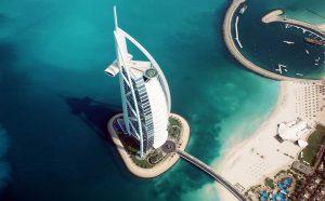هتل برج العرب، دبی