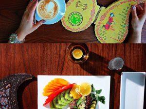 رستورانها و کافیشاپهای هتل ترنج
