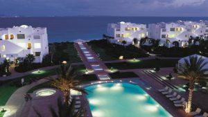 هتل ریزورت کوییزین آرت گلف، آنگویلا