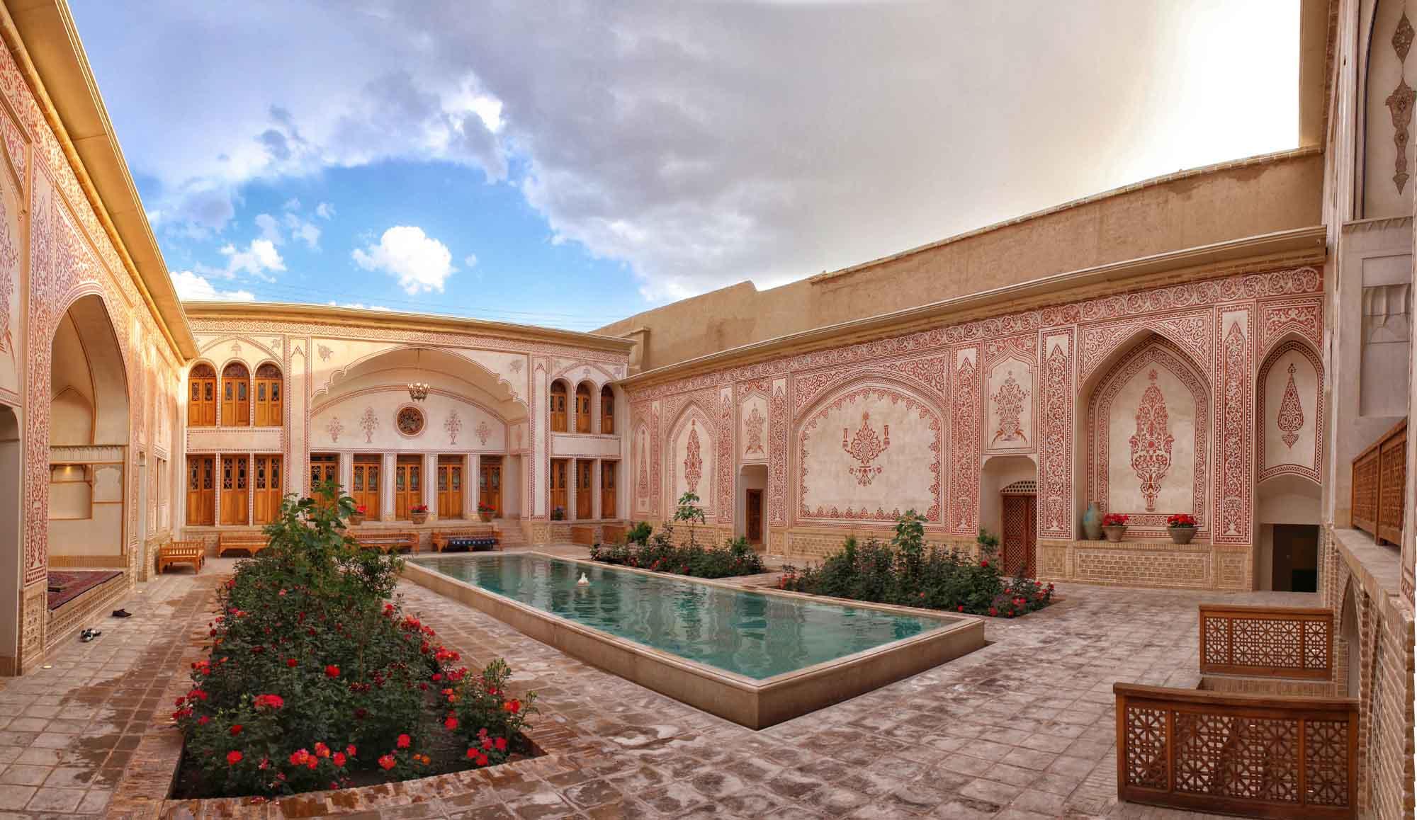 زیباترین بوتیکهتلهای ایران را بشناسید
