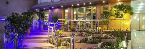 هتل آپارتمان جاده ابریشم تهران