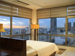 هتل آپارتمان ورزا تهران
