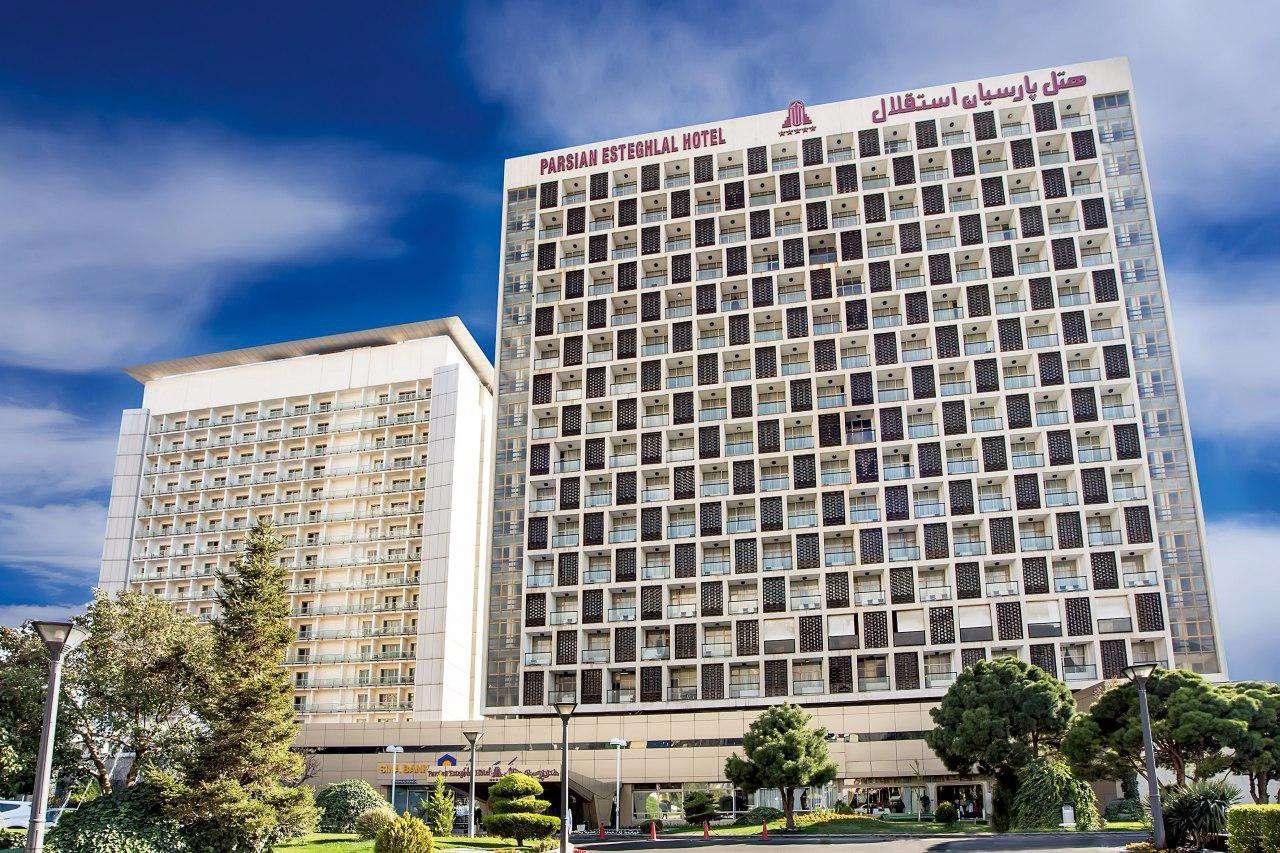 همه چیز درباره هتل استقلال تهران