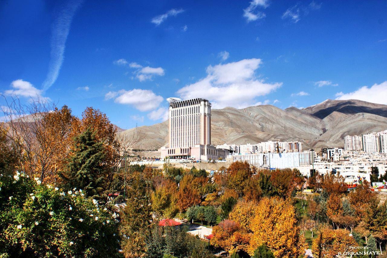 Photo of هتلهای لوکس تهران
