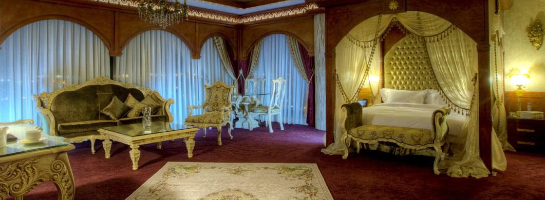 Photo of اسفند مجلل در هتل درویشی مشهد