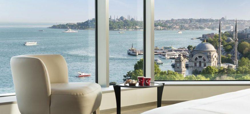 5 نمونه از محبوبترین هتلهای استانبول