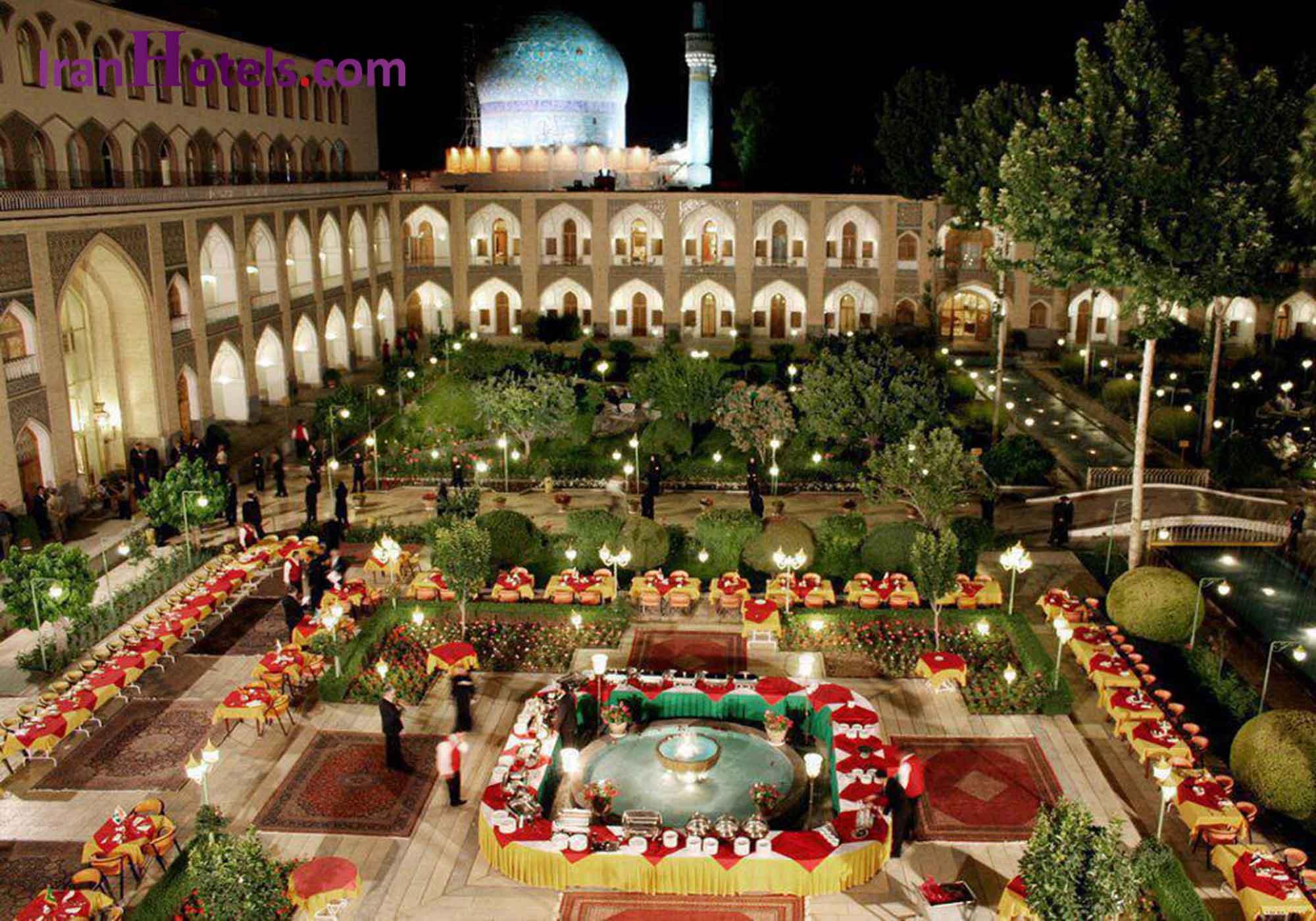 Photo of آشنایی با هتل های اصفهان