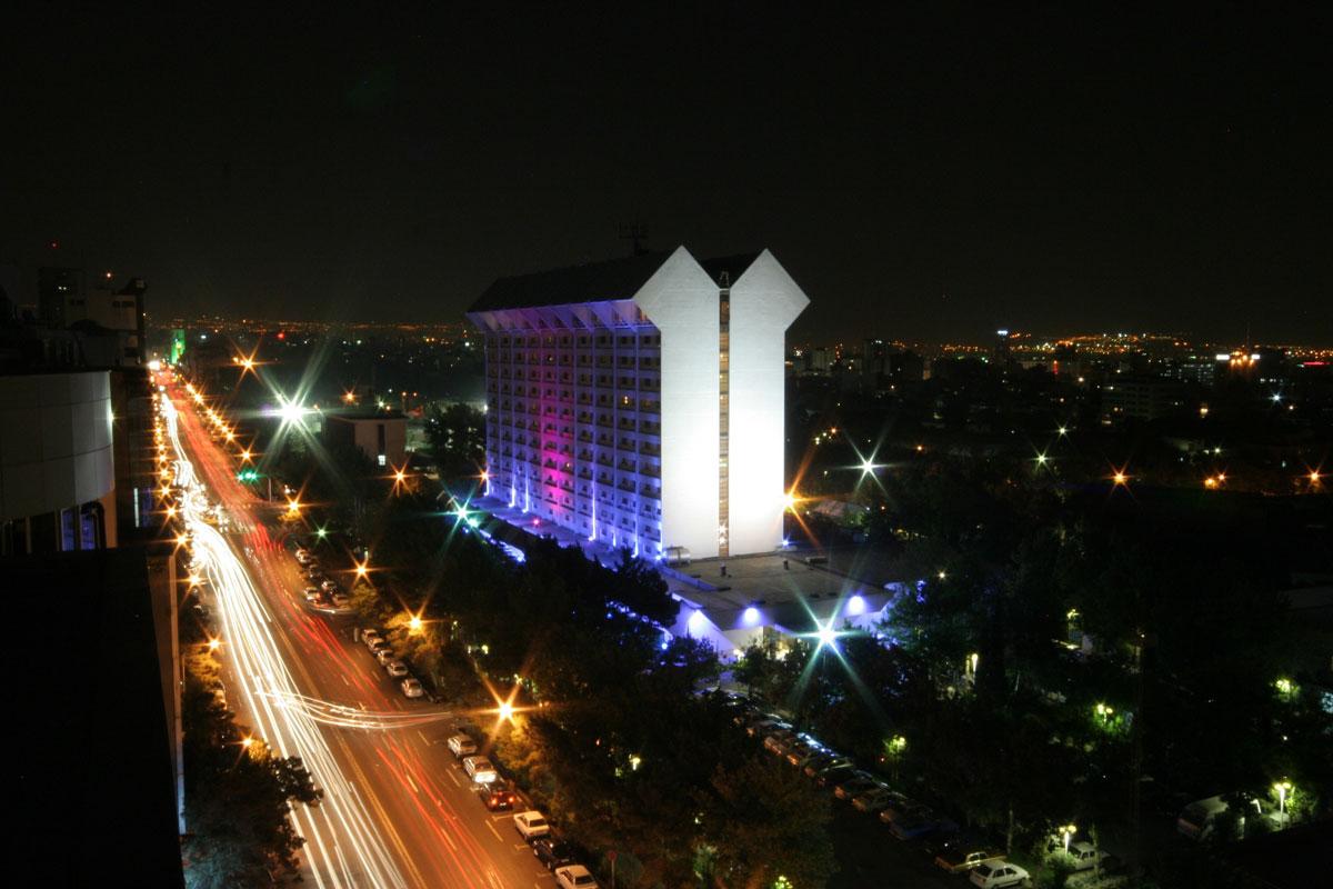 Photo of با ۵ هتل در مرکز پایتخت آشنا شوید