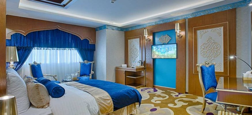 هتل های 5 ستاره مشهد