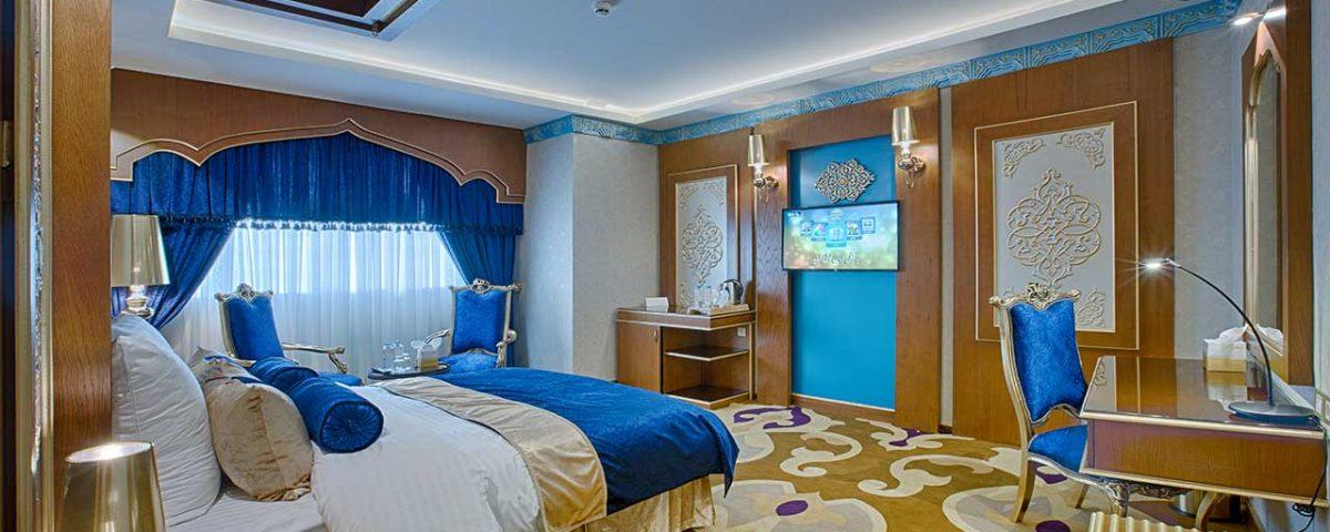 Photo of هتل های پنج ستاره مشهد + قیمت