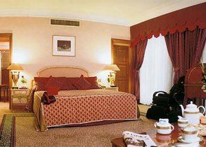 امکانات اتاق هتل استقلال