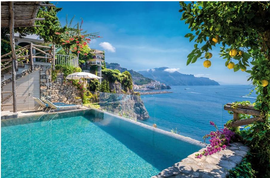 Photo of شگفتانگیزترین هتلهای دنیا به انتخاب نیویورک تایمز