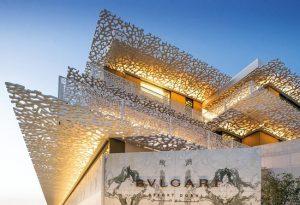 هتل 5 ستاره بولگاری دبی