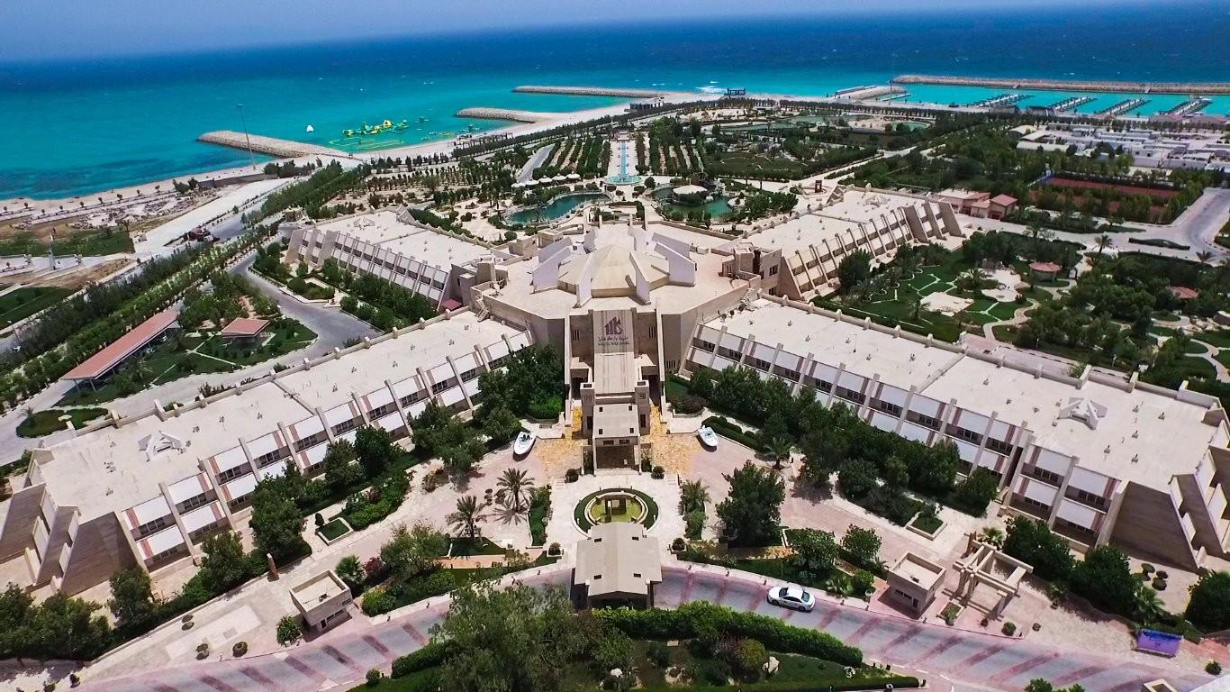 Photo of هتل مارینا پارک کیش