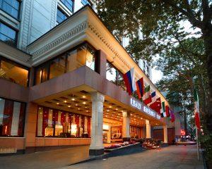 هتل های 5ستاره تهران اسپیناس خلیج فارس