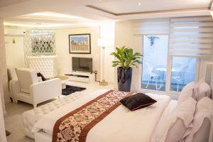 هتل های 5ستاره تهران هتل آپارتمان تاج محل
