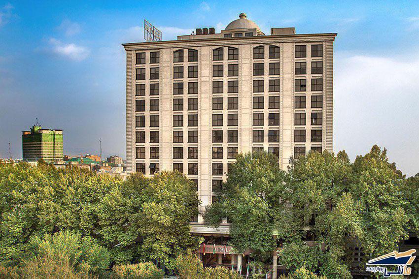 بهترین هتل های تهران هتل اسپیناس