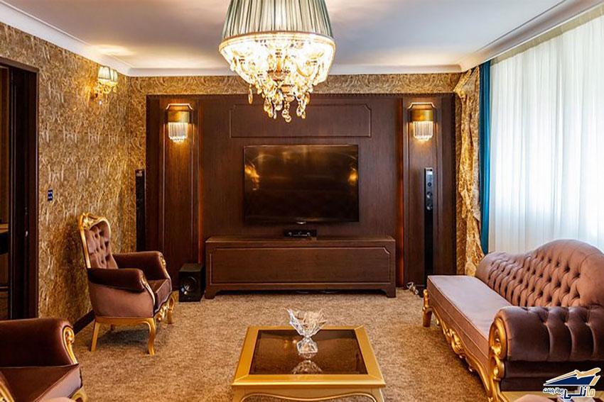 بهترین هتل های تهران هتل لاله