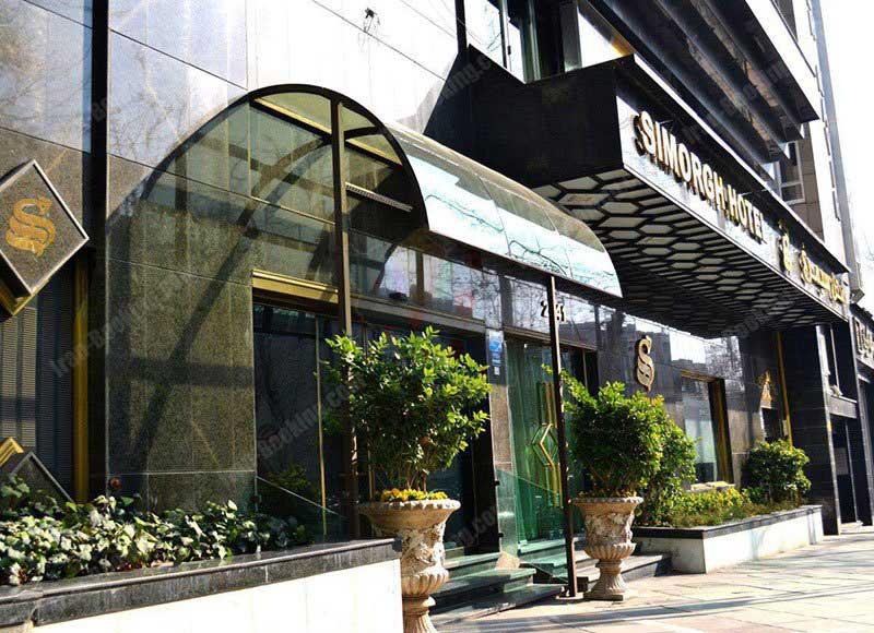 بهترین هتل های تهران