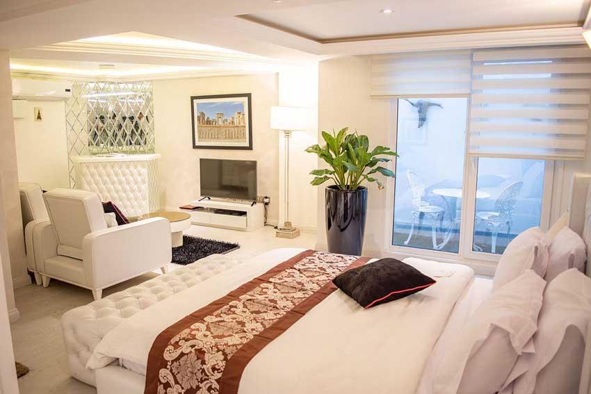 بهترین هتل های تهران تاج محل