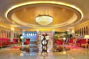 هتل های خیابان امام رضا مشهد هتل الماس نوین