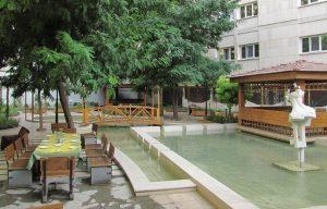 هتل های خیابان امام رضا مشهد هتل تهران
