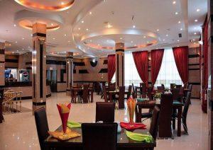 هتل های خیابان امام رضا مشهد هتل هلیا
