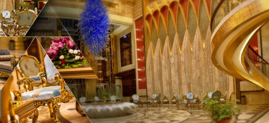 هتل های خیابان امام رضا مشهد