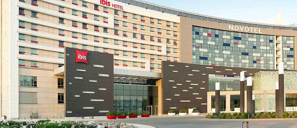هتل نووتل هتل ایبیس