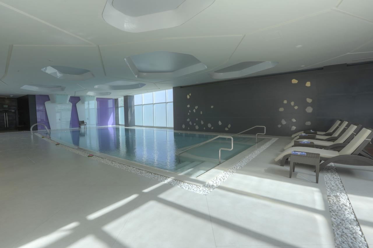 امکانات رفاهی و ورزشی هتل نووتل