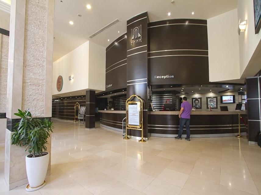 درباره هتل اوین