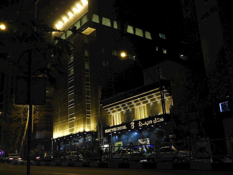هتل سیمرغ در فهرست هتل ارزان در تهران