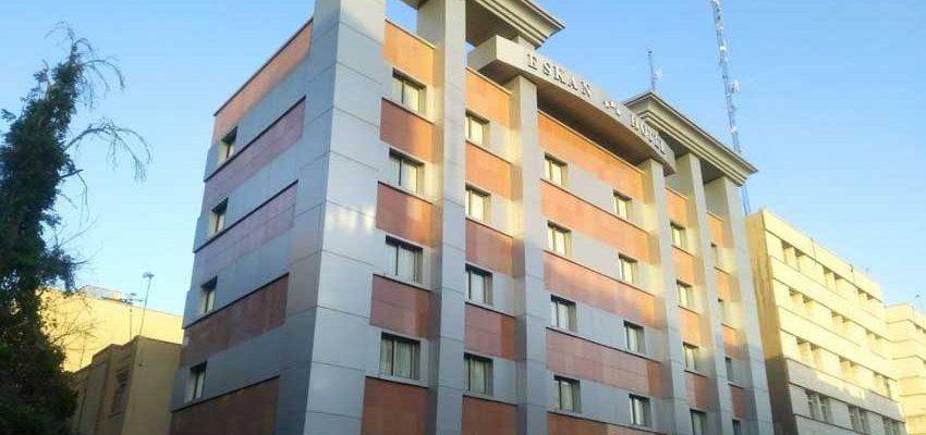 هتل ارزان در تهران