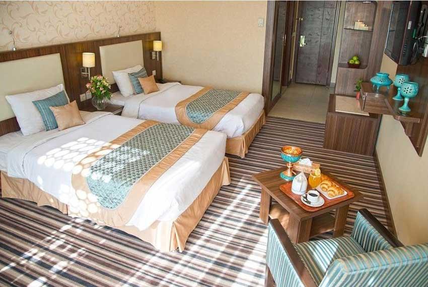 قیمت هتل انقلاب تهران