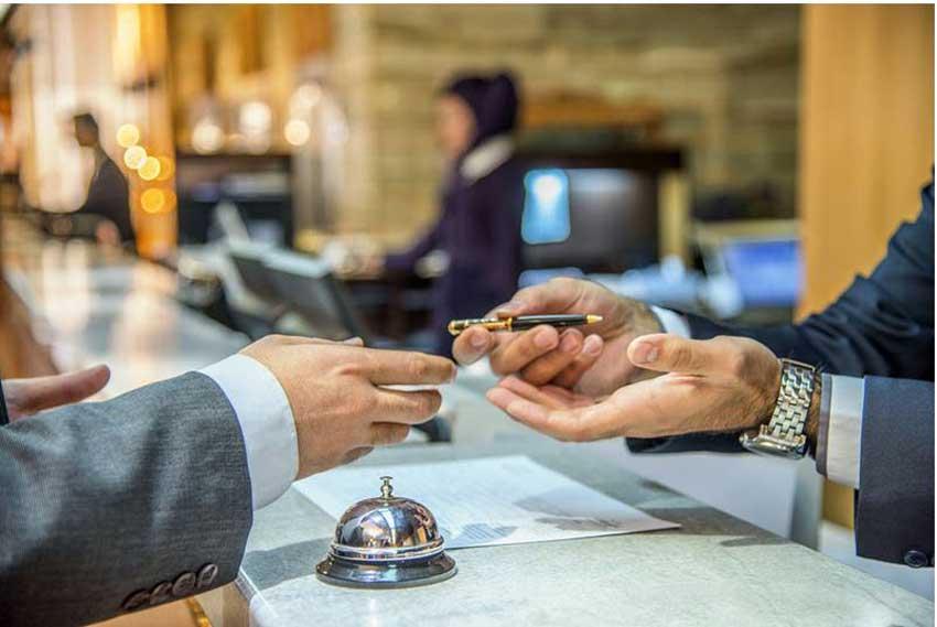 قوانین کنسلی هتل انقلاب تهران