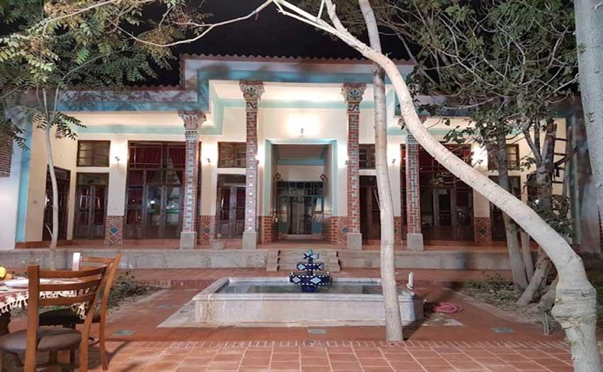 اقامتگاه بوم گردی آریو اصفهان