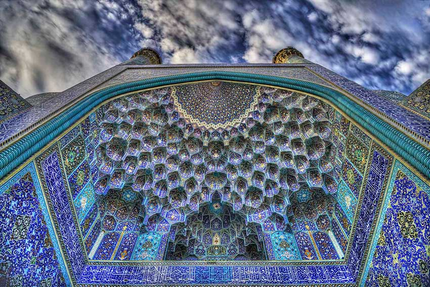 مسجد شاه اصفهان جاهای دیدنی اصفهان