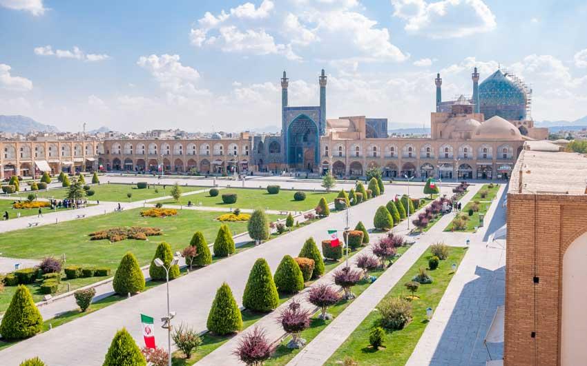 میدان نقش جهان اصفهان جاهای دیدنی اصفهان