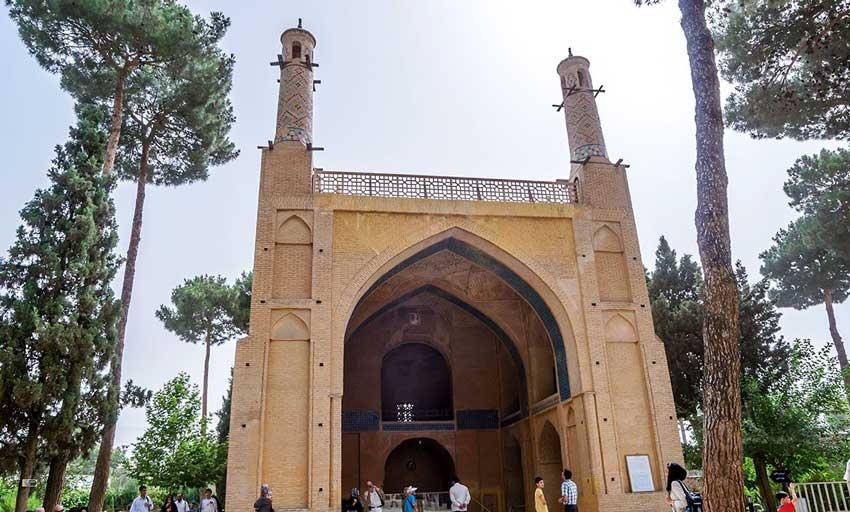 منار جنبان اصفهان جاهای دیدنی اصفهان