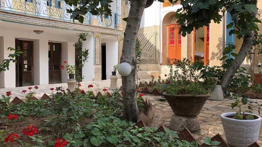 اقامتگاه بوم گردی اشکانی اصفهان