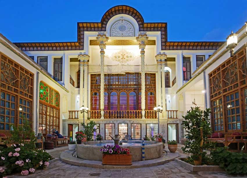 اقامتگاه بوم گردی خان نشین اصفهان