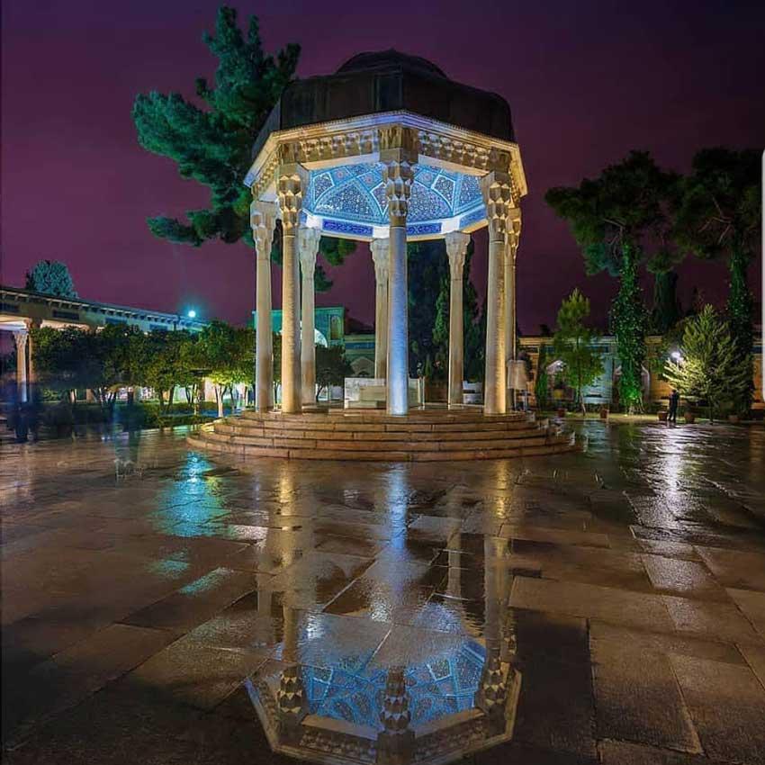 شبگردی در شیراز