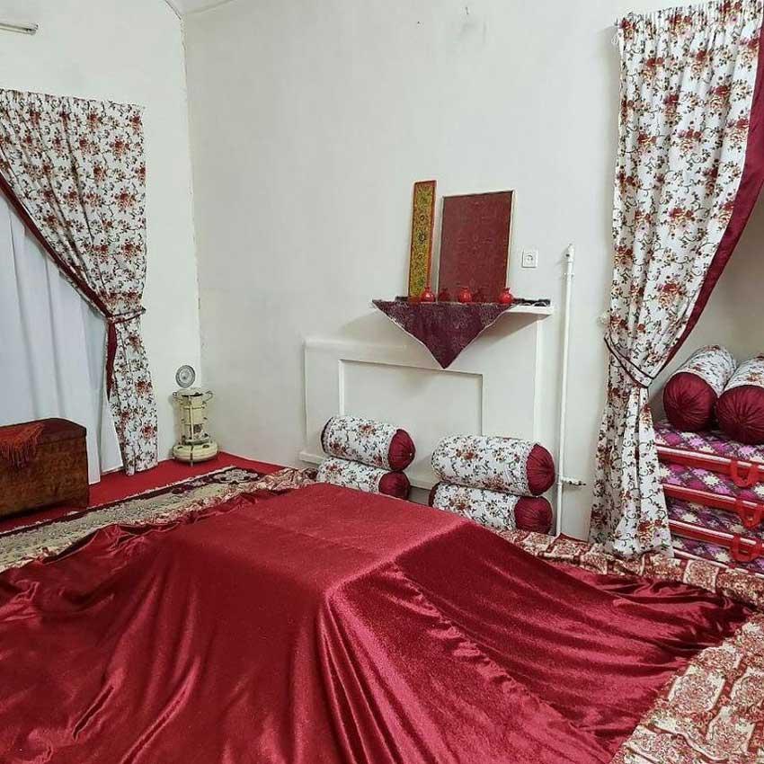 اقامتگاه سنتی ترنج کاشان