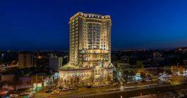 لوکسترین هتل های مشهد