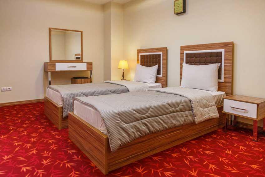 هتل اپارتمان بهبود_رزرو هتل و هتل آپارتمان در تبریز