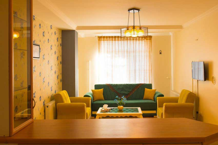 هتل آپارتمان ائلآی تبریز