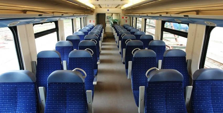 قطار سالنی تهران مشهد