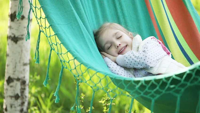 سفر با کودک در اقامتگاه